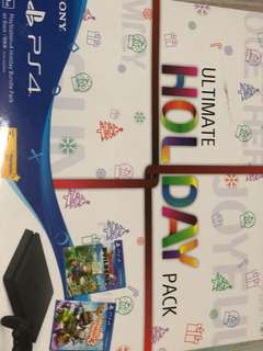 Ps4 500gb package