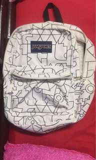 Jansport bag pack