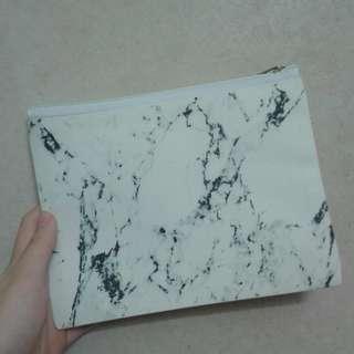 Marble bag // pencil bag雲石袋