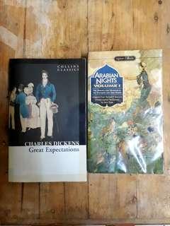 Classics (book sale!)