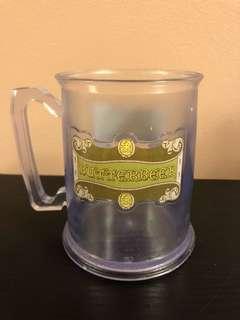 Butterbeer Plastic Mug