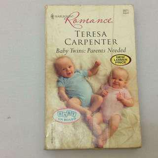 📚Baby Twins: Parents Needed by Teresa Carpenter