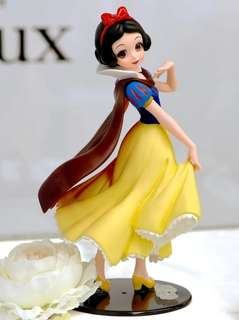 Disney Crystalux Snow White figure