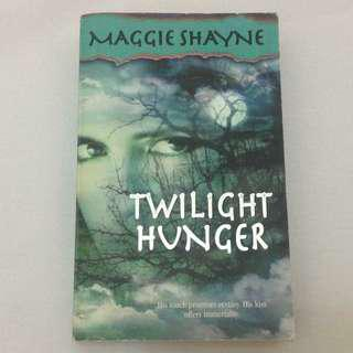 📚Twilight Hunger by Maggie Shayne
