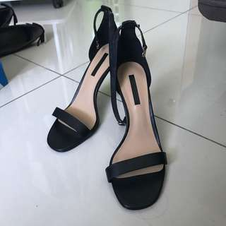 Charles and Keith Strap Heels