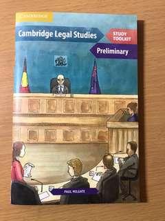 Cambridge Legal Studies Study Toolkit
