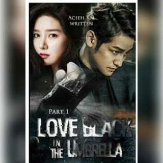 Ebook Love Black In The Umbrella