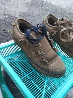 Sepatu Globe (Original, kondisi 85% minus sol dalam, pembelian saat di Singapore)