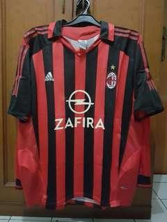 AC Milan Home 2005 jersey