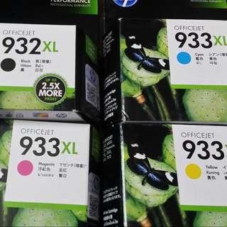 HP933XL,932XL墨,一套360蚊