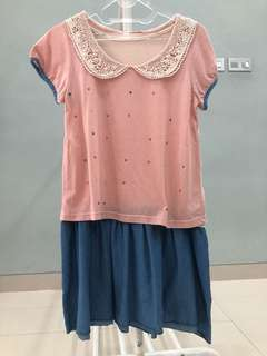 Dress pastel❤️