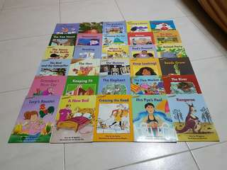 😊 30 Reading Bee Story Books