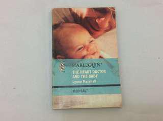 📚The Heart Doctor and the Baby by Lynne Marshall