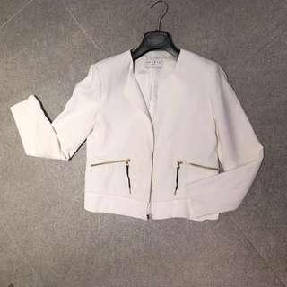 Sandro Paris Zip Jacket (size 36)