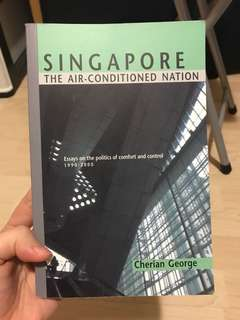 🚚 Singapore: the air-conditioned nation