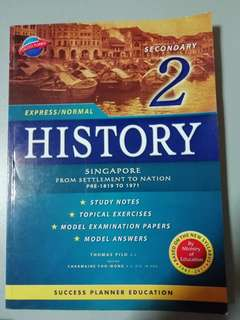 History Assessment Book