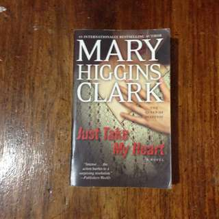 Just Take My Heart by Mary Higgins Park