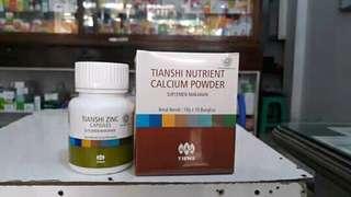 NUTRIENT HIGH CALCIUM POWDER PER SACHET
