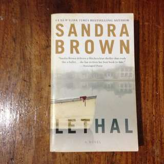 Lethal by Sandra Brown