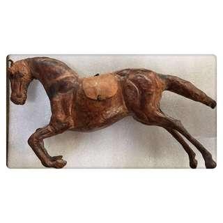 🚚 皮製 工匠 駿馬
