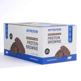 高蛋白質餅 protein brownie (12 pack)