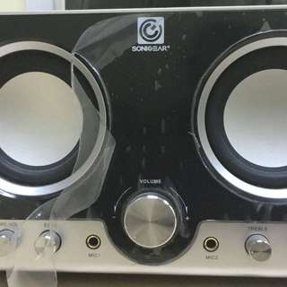 Sonic Gear Tatoo Duo 3 Speakers