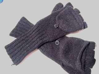 Cute fingerless gloves!!