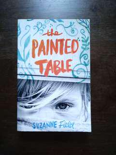 📚The Painted Table by Suzanne Field