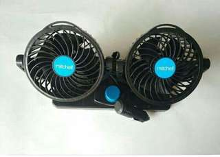 double.headed.vehicle.fan