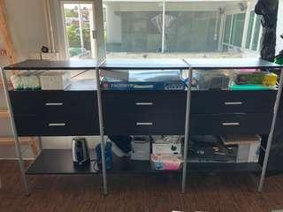 儲物櫃 公司櫃 長櫃 層架櫃