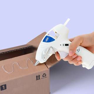 Cordless Portable Glue Gun + free 10 stick refill