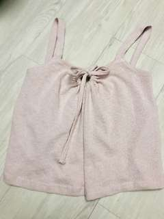 Pink top (100%new)