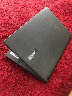Laptop Acer used like new