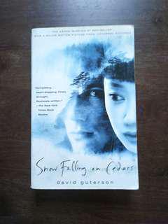 📚Snow Falling on Cedars by David Guterson