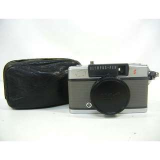 Olympus pen ee  半格相機 零件機 底片 底片機 底片相機 傻瓜相機