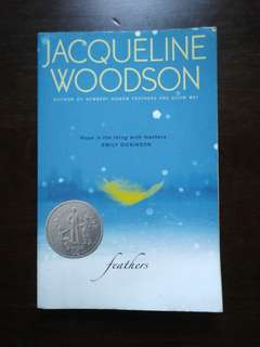 📚Feathers by Jacqueline Woodson