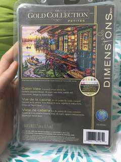 🚚 Dimensions cross stitch 70-65161