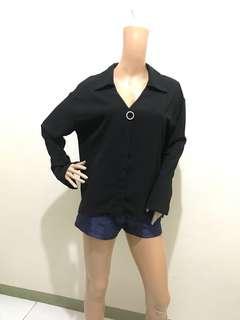 Size L Top Black