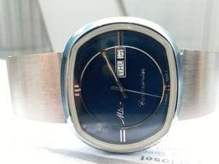 Mido ~ 美度錶,NOS new old stock 全新 從未配戴 70年代產品 極罕