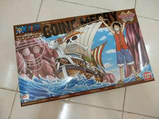 Bandai - One Piece Going Merry