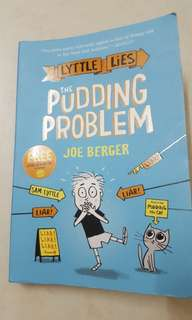 Comic: The Pudding Problem , Lyttle Lies #book1