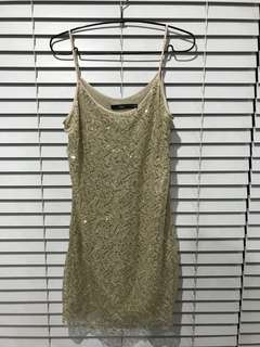 SPORTSGIRL Sequin Mini Dress