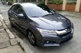 2016 Honda City VX Navi