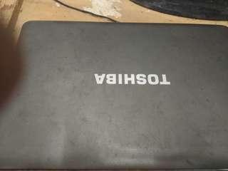 Urgent Sale Toshiba laptop to letgo