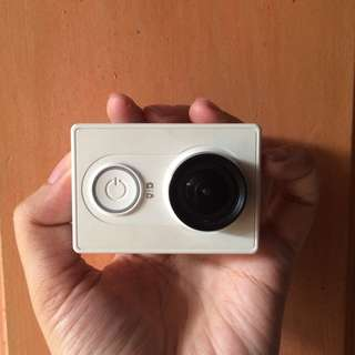 XIAOMI YI ACTION CAM [pre-loves]