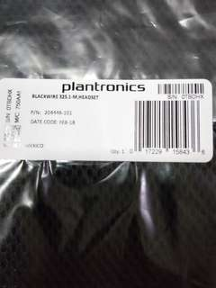 Plantronics blackwire 325 USB headset