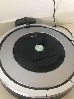 🚚 Roomba 860