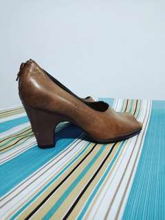 Aerosoles brown shoes