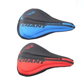 Giant Bicycle Seat Cover/ Bicycle Saddle Cover Silicone Cushion Accessories