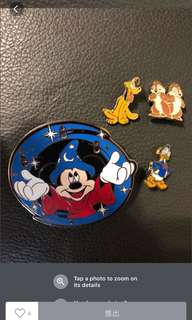 (徵)類似以上的迪士尼襟章 - ISO Disney Pin Similar to this one